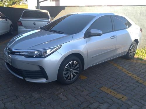 Imagem 1 de 8 de Toyota Corolla 2018 1.8 16v Gli Flex 4p