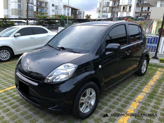 Daihatsu Sirion M301 Ls Automatica 1.3 2011 386