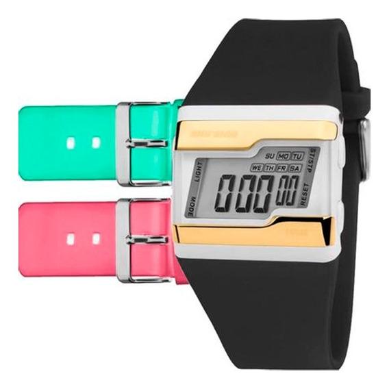 Relógio Mormaii Feminino Acquarela Fzv/t8q - Troca Pulseira