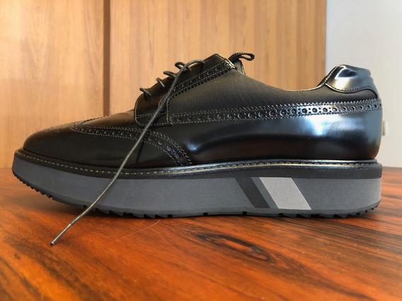 Sapato Prada Elevator Tamanho 10 - Nunca Usado