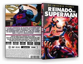 Dvd Filme Reino Do Superman