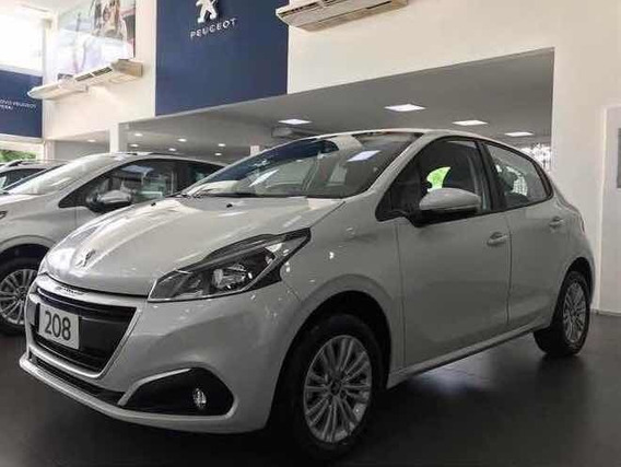 Peugeot 208 1.6 16v Active Pack Flex Aut. 5p 2019