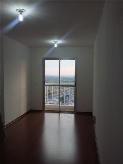 Apartamento Com 3 Dormitórios Para Alugar, 62 M² Por R$ 1.550/mês - Parque Cecap - Guarulhos/sp - Ap1817
