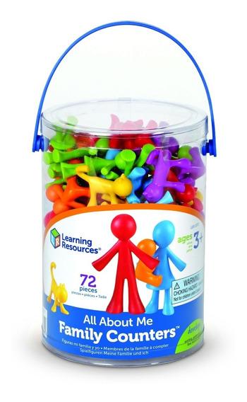 Família Bonecos - Learning Resources - Terapia Ocupacional