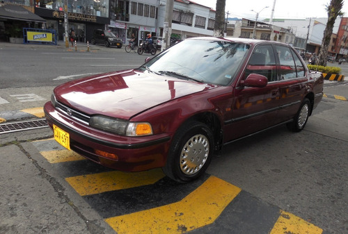 Honda Accord Dx Sedan 2.2 1992