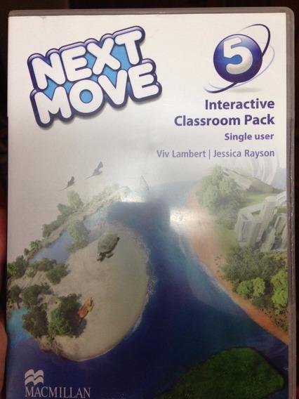 Nex Move 5 Interactive Classroom Pack Cd E Dvd Do Professor