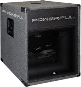 Bafle Caja Invertida 18 Pf Powerful