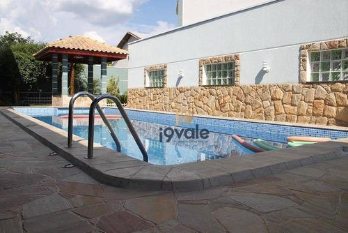 Casa Assobradada, Villa Branca, Jacareí. - Ca0507