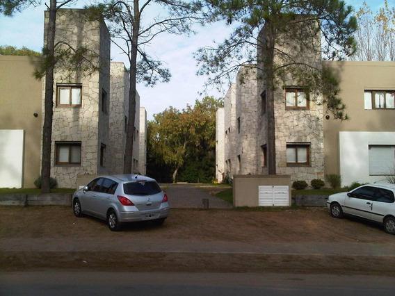 Pinamar Depto 2 Amb Con Jardin Y Parrilla En Zona De Duplex