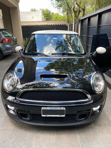 Mini Cooper S 1.6 Hot At