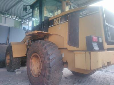 Locação Pá Carregadeira Cat 938g
