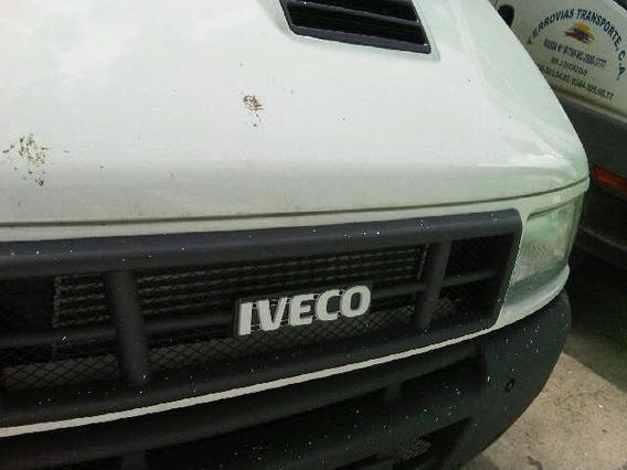 Iveco Daily 40.12 Plataforma Y Baranda Metalica 2010