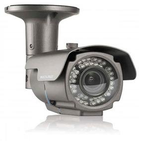 Câmera De Segurança Externa Metal 960p Ahd 72 Leds Varifocal