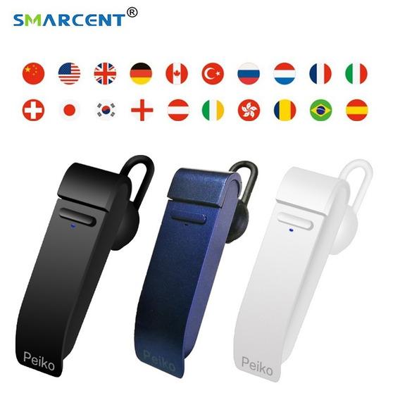 2 Fone Tradutor 23 Linguas Para iPhone E Android Lançamento