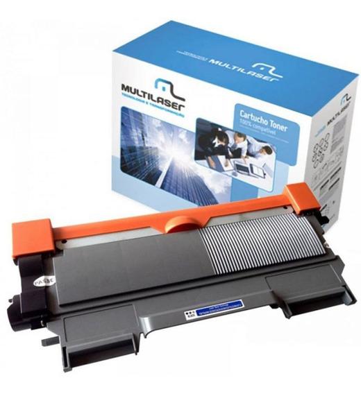 Cartucho Toner P/ Brother Tn410/420/450 Multilaser Ct450u