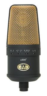 Microfono Cad E300 Condenser Multi Patron Atenuador Envios