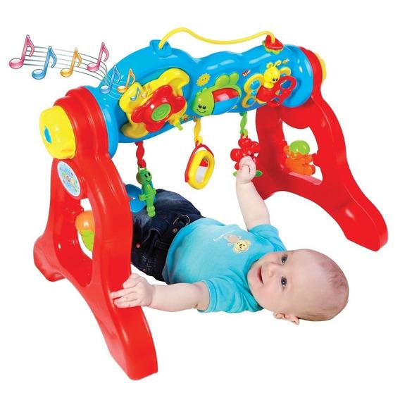 Brinquedo Centro De Atividades Play Gym C/ Som 3040 - Maral