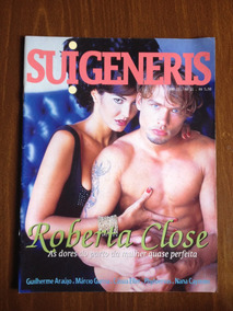 Revista Gls - Suigeneris N°11 - Roberta Close