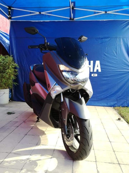 Yamaha N-max 155