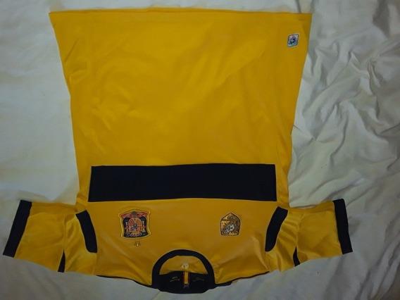 Camiseta Conmemorativa Selecc España 2008 Prod.ofic. Talle L