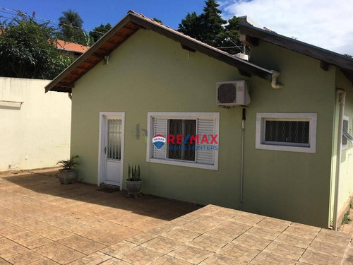 Imagem 1 de 20 de Chácara Com 6 Dormitórios À Venda, 600 M² Por R$ 1.500.000,00 - Vila Ipê - Campinas/sp - Ch0130