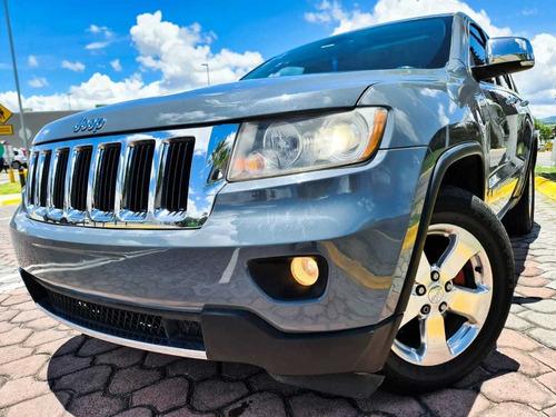 Imagen 1 de 15 de Jeep Grand Cherokee 2011 5.7 Limited Premium V8 4x2 Mt