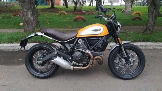 Ducati Scrambler Classic 800