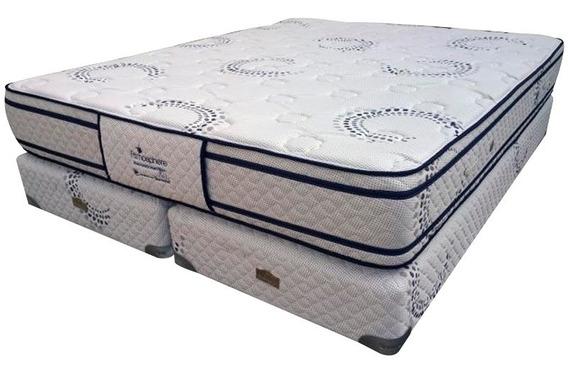 Colchon + Sommier Suavestar Atmosphere 200x160x28 Pillow Top