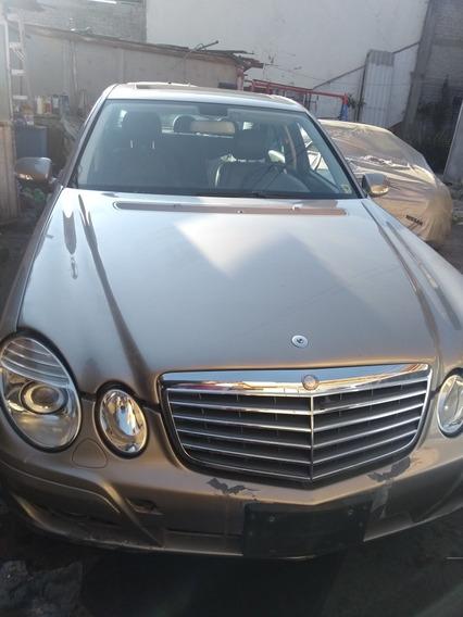 Mercedes-benz E280 Piel Q/c E280 Piel Q/c