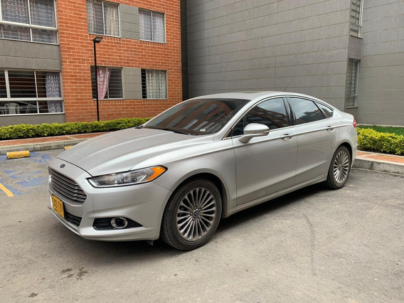 Ford Fusion Full Equipo