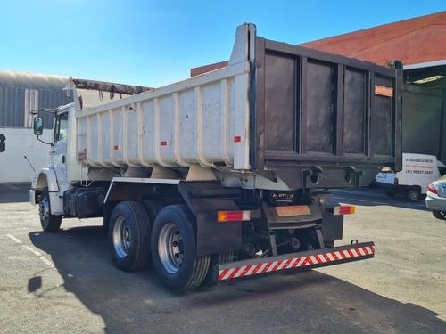 Mb 1620 6x2 Ls Top Break  Cacamba Ñ É Ford Cargo 1619 1622