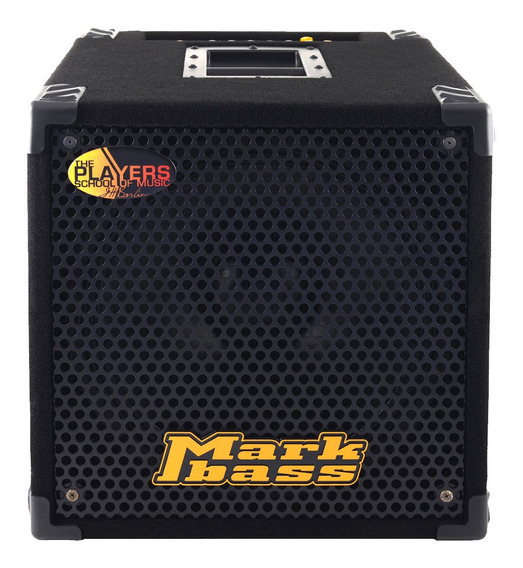 Amplificador Para Bajo Mark Bass Jeff Berlin Player School
