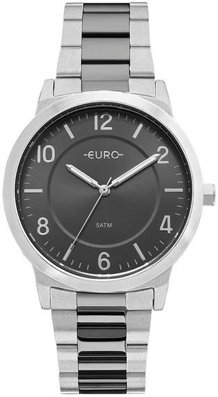 Relógio Feminino Euro Trendy Bicolor Eu2036ylv/5k