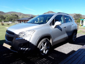 Chevrolet Tracker 1.8 Ltz+ Awd At 140cv 2016
