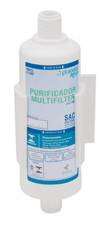 Purificador Multifilter 1006 Planeta Água - Filtro De Água