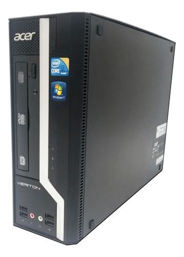 Computadora Cpu Dell Core I3 4gb 500gb Refurbished Bagc