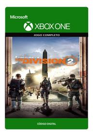 Tom Clancys The Division 2 Xbox One Código De 25 Dígitos