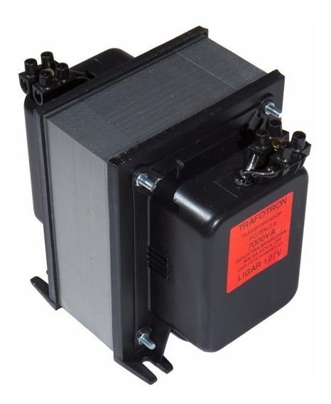 Auto Transformador Conversor 110/220v Ou 220v/110v 7000va