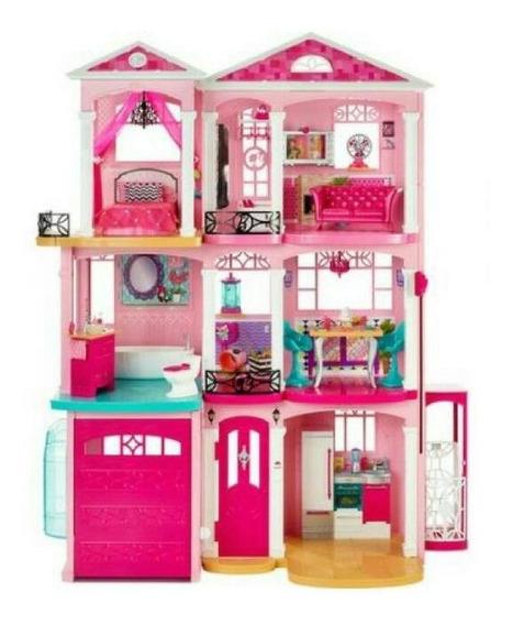 Barbie Casa De Los Sueños Mattel Original Juguete Niña Niño