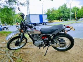 Yamaha Xt500 1980