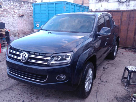 Volkswagen Amarok 2.0 Cd Highline Pack 4x4 At Liquido