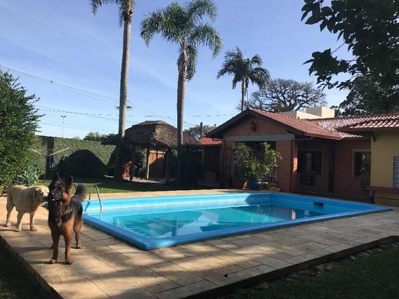Casa Em Guarujá, Porto Alegre/rs De 331m² 3 Quartos À Venda Por R$ 1.400.000,00 - Ca181141