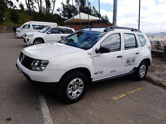 Renault Duster Expression 2017 1.600cc