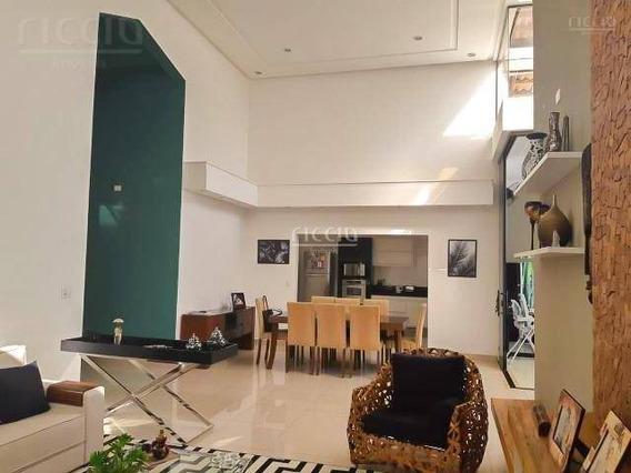 Luxuosa Casa Térrea No Condomínio Portal Do Sol Em Tremembé Interior De S.p - Ca1531