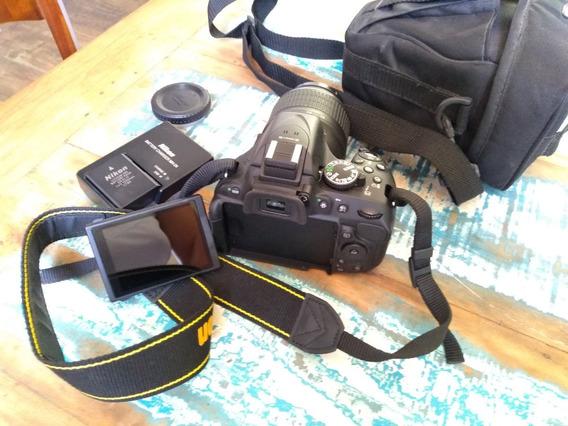 Máquina Fotográfica Nikon D5200