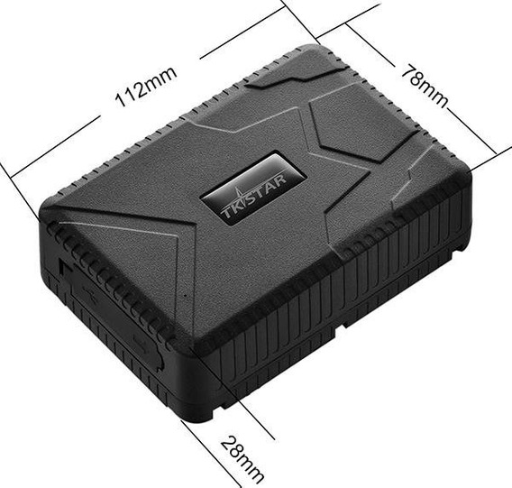 Rastreador Tkstar 915 Original. Temos Chip M2m Abctracker