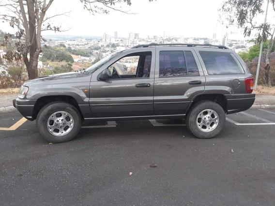 Jeep Grand Cherokee Laredo, Ano 2000