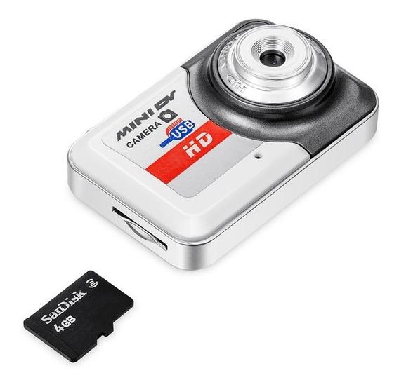 Hd Extremista Portátil 1280 * 1024 Mini Câmera X6 Vídeo R
