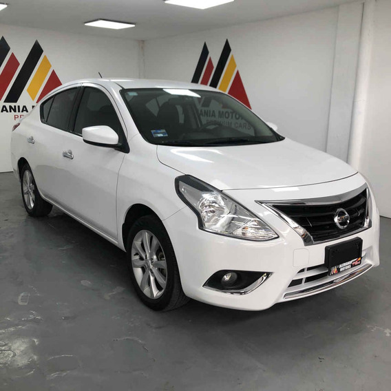Nissan Versa 2016 4p Advance L4/1.6 Man