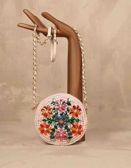 Circle Bag Bolsa Redondinha Luxo